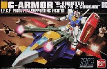 G-Armor 'G-Fighter+RX-78-2 Gundam' HG - 5060394