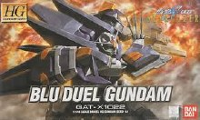 Blu Duel Gundam HG - 5060631