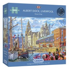 Albert Dock, Liverpool 1000pc - GIB062984