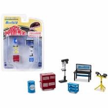 1:64 Scale Binford Tools Shop Tools Set, 6 Piece - GL13175