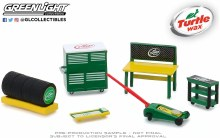 1:64 Scale Shop Tool Accessories Series 1 Turtle Wax - GL16020-C