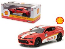 1:24 Scale 2017 Chevrolet Camaro SS Shell Oil Racing - GL18239