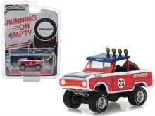 "1:64 Scale 1966 Ford Baja Bronco Off-Road Truck #23 ""BFGoodrich Tires"" - GL41050-C"