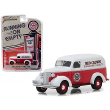 "1:64 Scale 1939 Chevrolet Panel Truck ""Red Crown Gasoline"" - GL41060-E"