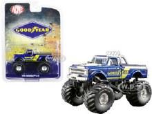 """1:64 Scale 1970 Chevrolet K-10 Monster Truck """"Goodyear"""" - GL51267"""