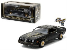 "1:24 Scale 1980 Pontiac Firebird Trans Am ""Smokey and the Bandit 2"" - GL84031"
