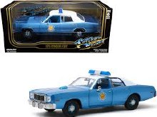 1:24 Scale Smokey and the Bandit 1975 Plymouth Fury Arkansas State Police - GL84102