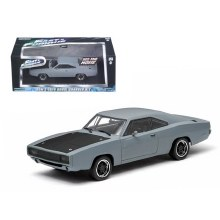 "1:43 Scale Dom's 1970 Dodge Charger R/T ""Fast & Furious"" - 86217"