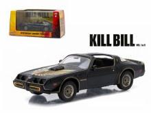 """1:43 Scale 1979 Pontiac Firebird Trans AM """"Kill Bill Vol. 2"""" - GL86452"""