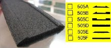 HO Scale Flexible Track Underlay 5m - H505A