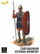 1:32 Scale Carthaginian Veteran Infantry - HAT9212