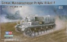 1:72 Scale German Munitionsschlepper Pz.Kpfw. IV Ausf. F - HB82908