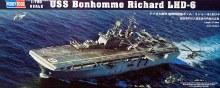 1:700 Scale USS Bonhomme Richard LHD-6 - HB83407