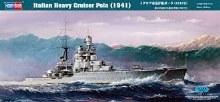 1:350 Scale Italian Heavy Cruiser Pola (1941) - HB86502