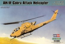 1:72 Scale AH-1F Cobra Attack Helicopter - HB87224