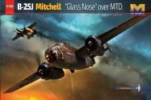 """1:32 Scale B-25J Mitchell """"Glass Nose"""" over MTO - 01E024"""