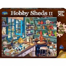 A Pottery Shed XL 500pc - HOL098637