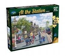 At The Station: Oakworth XL 500pc - HOL770526