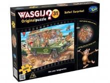 Wasgij? Original 31 Safari Surprise! 1000pc - HOL771882