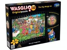 Wasgij? Original 32 Big Weigh In! 1000pc - HOL772179