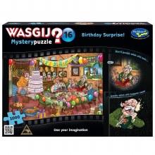 Wasgij? Mystery 16 Birthday Surprise 1000pc - HOL772186