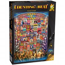Counting the Beat: Concert Tonight 1000pc - HOL772780