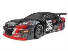 1:10 E10 Drift Fail Crew Nissan Skyline R34 GT-R - 120091