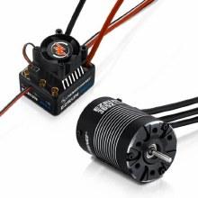 Hobbywing MAX10 combo W/3652SL 4000KV motor - HW38010204