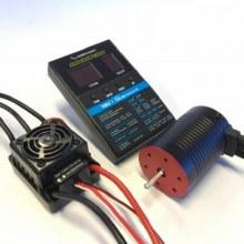 MAX10 Combo w/WP ESC 50A & 3652 Sensorless 4000KV BL Motor - AP50BL4000