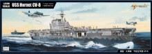 1:200 Scale USS Hornet CV8 Aircraft Carrier - ILK62001