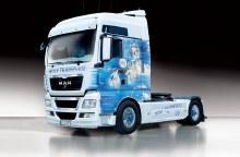 1:24 Scale MAN TGX XXL Wolf Transporte -  03921