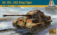 1:72 Scale Sd. Kfz. 182 King Tiger - 7004