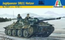 1:72 Scale Jagdpanzer 38(t) Hetzer - 7057