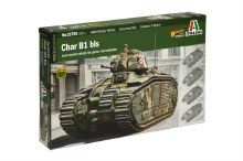1:56 Scale Char B1 bis - 15766