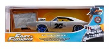 1:24 Scale Dom's 1970 Dodge Charger R/T The Fast and Furious - JA31092