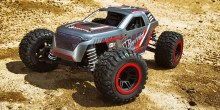 1:10 Scale Fazer Mk2 Rage 2.0 4WD Racing Truck (Red) RTR - 34411T1