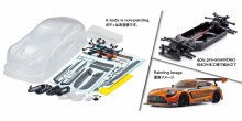 1:10 Scale 4WD FAZER Mk2 2020 Mercedes-AMG GT3 (FZ02 Chassis Kit) - 34441