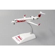 1:200 Scale Air Canada Jazz Bombardier CRJ-200 'Red' C-GKEW - ACA192