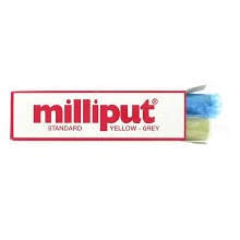 Milliput Standard Yellow-Grey 113.4g - MIL1