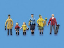 OO/HO Scale Standing Passengers 'A' - 5057