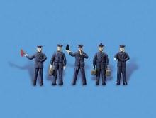 OO/HO Scale Station Staff - 5059