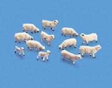 OO/HO Scale Sheep & Lambs - 5110