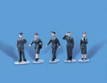 OO/HO Scale RAF Personnel - 5118