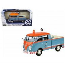 1:24 Scale Volkswagen Type 2 (T1) Service Pickup - MX79555