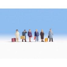 HO Scale Passengers - 15219