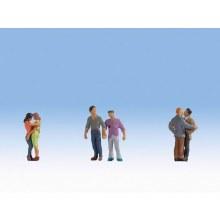 HO Scale Same-Sex Couples - 15511