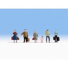HO Scale Passengers - 18115
