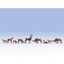 N Scale Deer - 36730