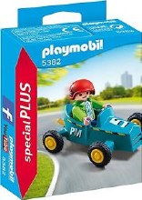 Boy With Go-Kart - PMB5382