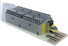 N Scale Train Shed Unit - NB80